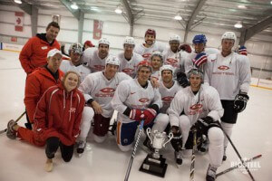 BioSteel Camp Champs