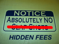 hidden fees