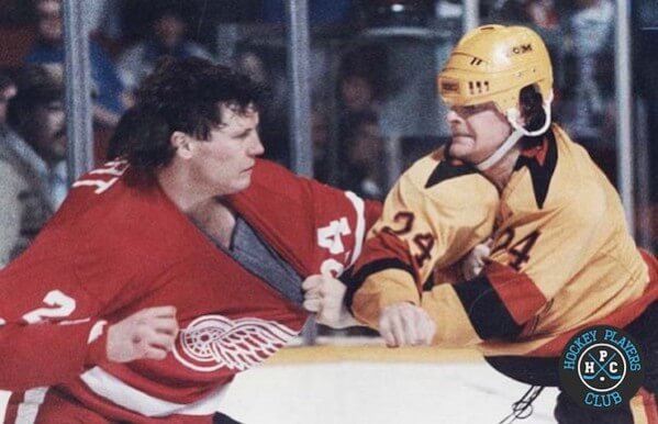 The Ten Best Hockey Fights of All Time