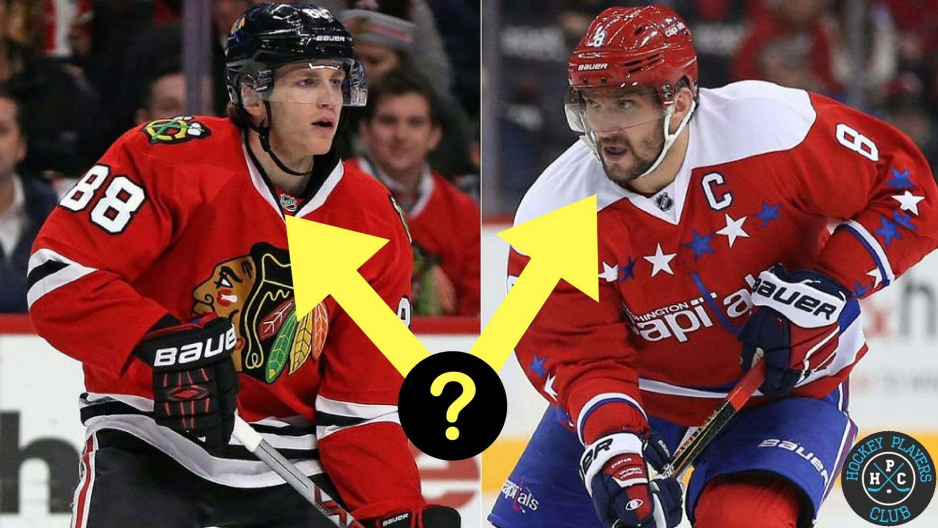 Would You Rather Have Kane's hands or Ovie's shot