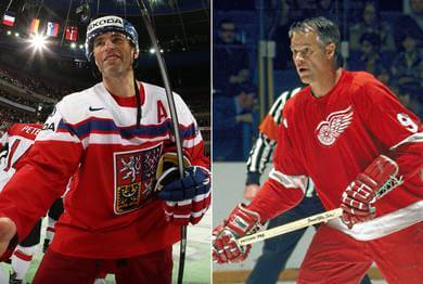 Jagr Continues to Parallel the Story of Mr. Hockey Hockey Players Club Blog