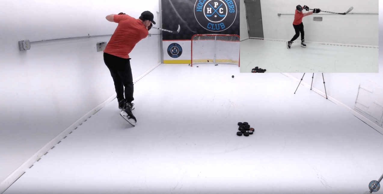 How to Take a Wrist Shot - Technique, Tips, and Drills to Improve Your Wrist Shot