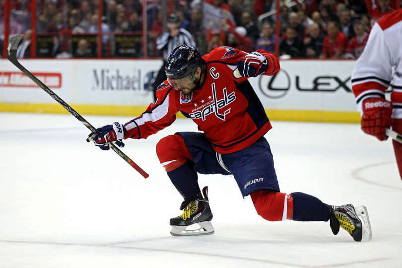 Alex Ovechkin Voted the Greatest Goal Scorer in NHL History