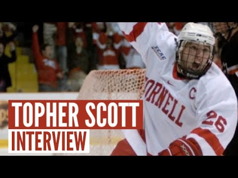 Former Cornell Standout & Assistant Coach Topher Scott Shares His Hockey Journey | HPC Blog