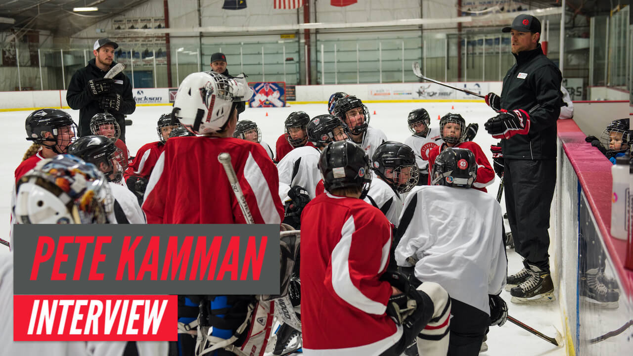 HPC interview Pete Kamman of Elevated Hockey Hockey Players Club Blog