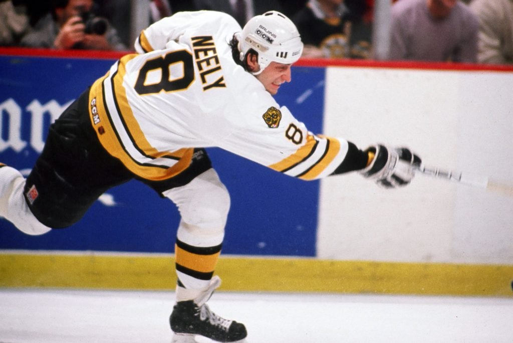 Today in Hockey History- Cam Neely Score His 47th Career Playoff Goal as a Bruin Breaking Phil Esposito's Record | Hockey Players Club Blog