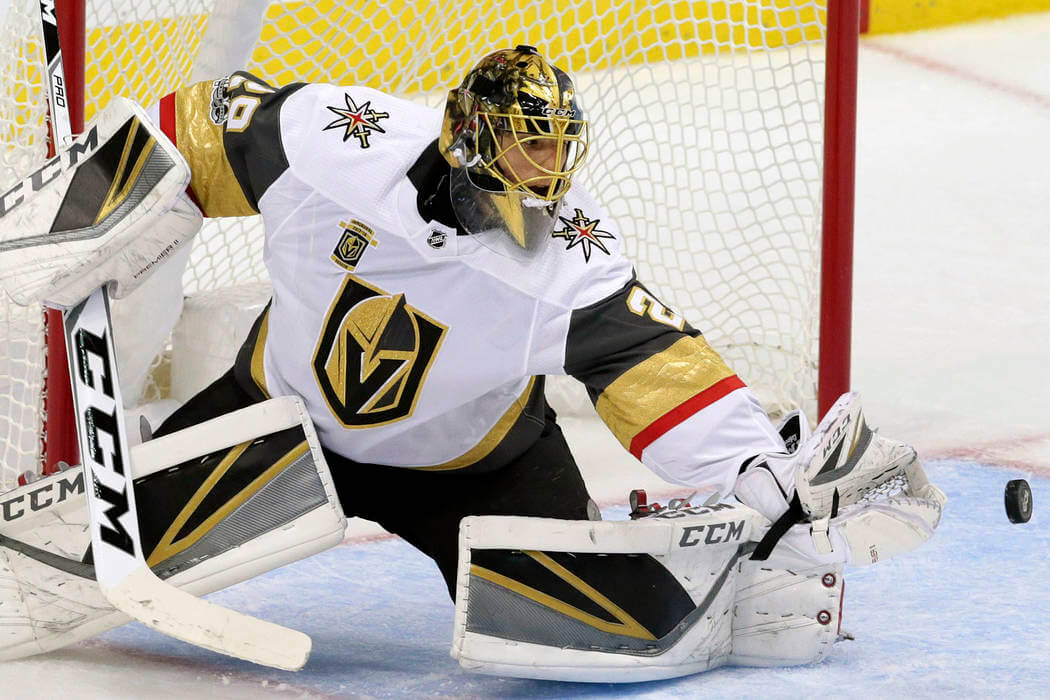 Today in Hockey History - Marc Andre Fleury Becomes 1st Goalie in NHL History to Play in Back to Back Stanley Cup Finals for Different Teams | Hockey Players Club