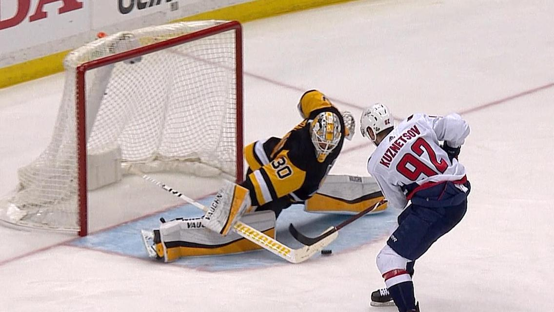 Today in Hockey History- The Capitals End the Pens' Streak En Route to 1st Franchise Stanley Cup | Hockey Players Club Blog
