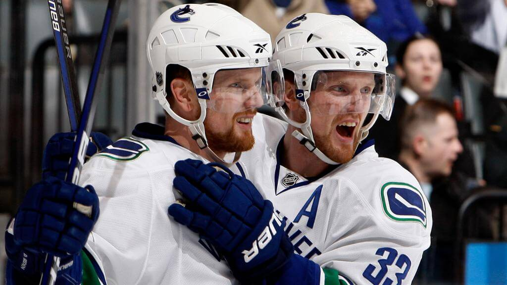Today in Hockey History- The Sedins break the Sutter Brothers' Record with their 78th Playoff Game Together   Hockey Players Club Blog