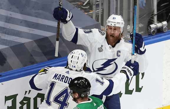 Flip-Flop: F*ck the Stars, Now I'm Rooting for Steven Stamkos and the Lightning