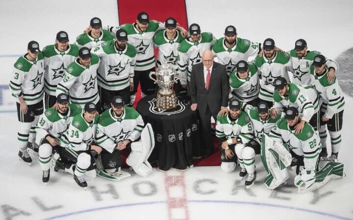 Dallas Stars Advance to the 2020 Stanley Cup Final | Five Reasons I'm Rooting for the Dallas Stars to Win the Stanley Cup Hockey Players Club Blog