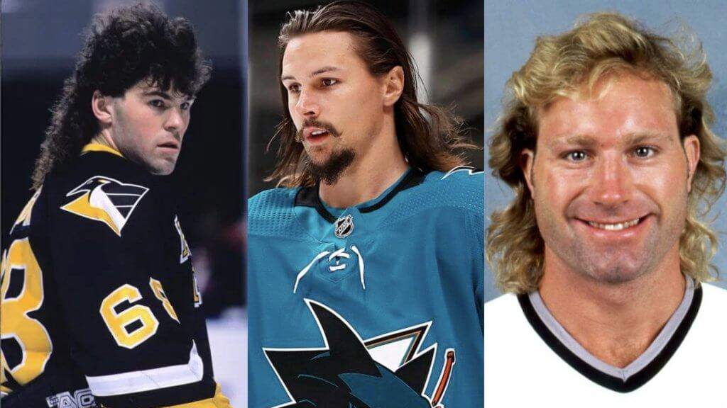 Top Ten Hockey Hair NHL All-Time