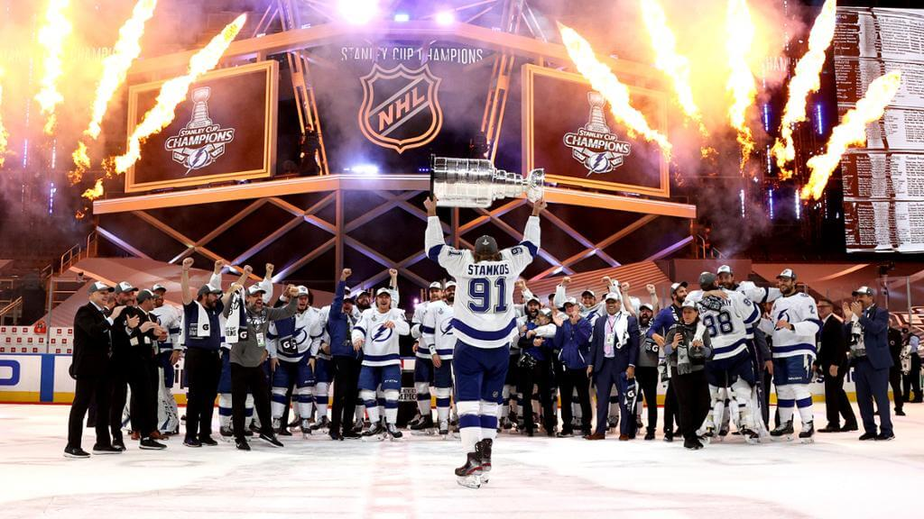 Thank you to the NHL and all involved for pulling of the Return to Play Plan