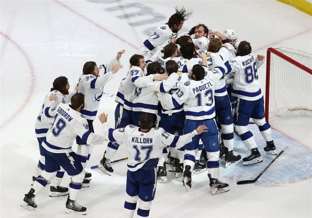Tampa Bay Lightning 2019-20 Stanley Cup Champs   Hockey Players Club Podcast Episode 59