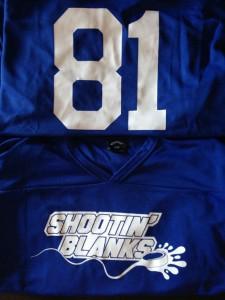 Shootin blanks