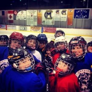Invaluable hockey friendships