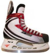Kane's custom skates for 2009 Winter Classic