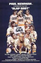 classic hockey movie Slapshot