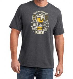 beer league apparel