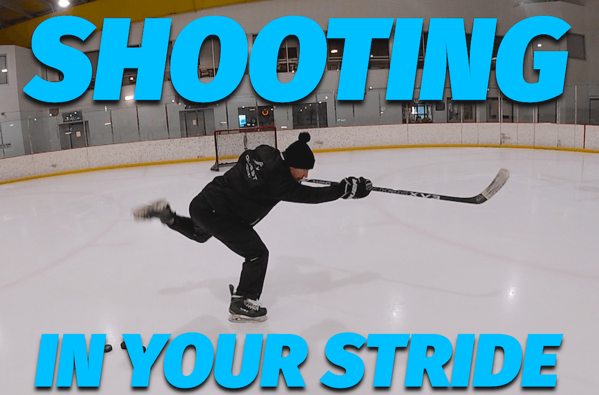 Shooting In Your Stride to Score More Goals Like Phil Kessel