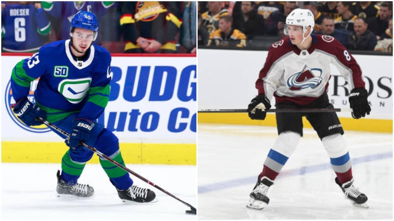 With Makar and Hughes, NHL Calder Race Is On The Defensive Hockey Players Club blog