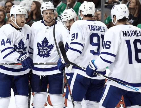 Did Early Success Derail The Maple Leafs? | Hockey Players Club Blog