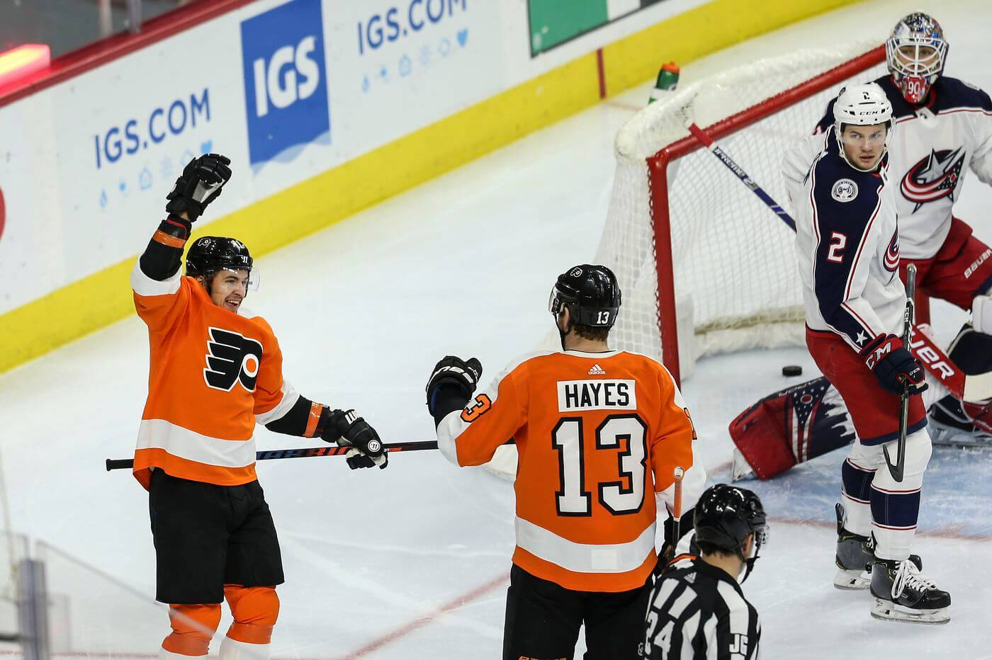 Flyers Will Prove A Formidable Foe In NHL Playoffs | Hockey Players Club Blog