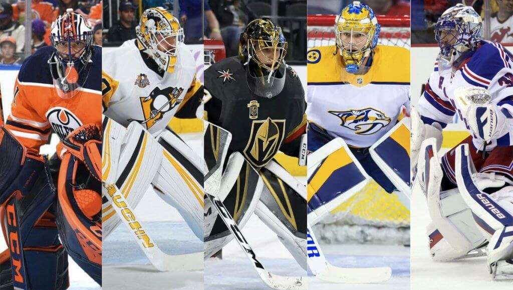 Top 5 Goalie Controversies of the 2020 NHL Playoffs