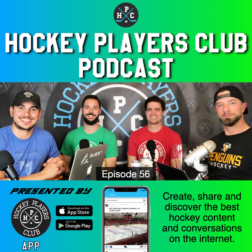 HPC Podcast Episode 57: The best hockey talk on the internet