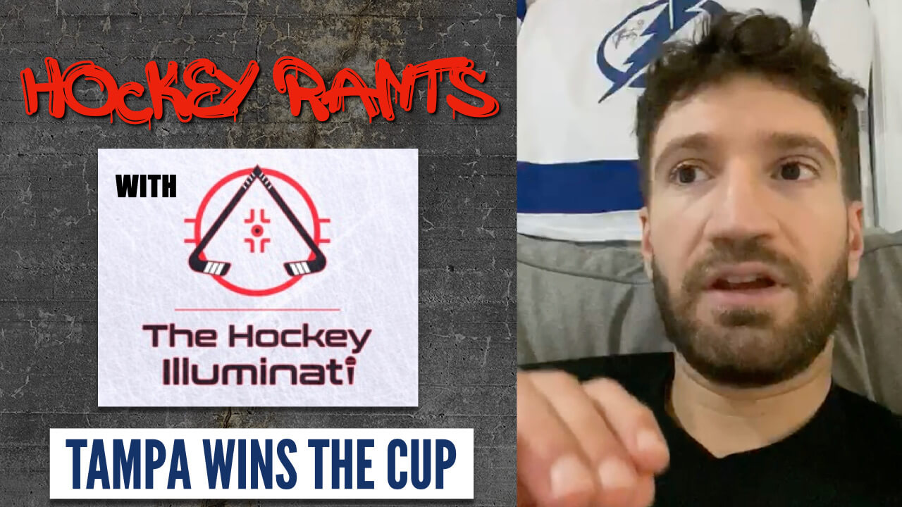The 2019-20 Tampa Bay Lightning Are Stanley Cup Champs | Hockey Rant with Hockey Illuminati
