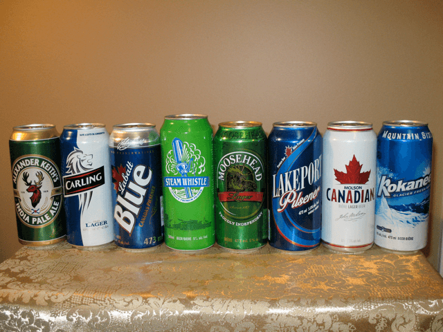 Canadian Beers Only | What Your Post Game Beer Says About Your Adult League Team | Hockey Players Club Blog