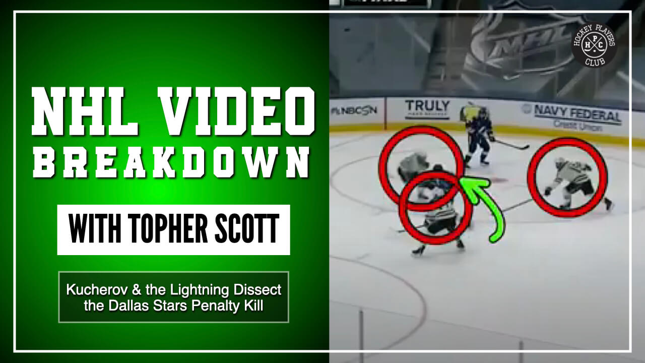NHL Video Breakdown with Topher Scott