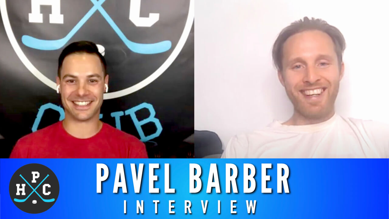Pavel Barber Interview: From the GTHL to Team Canada Field Hockey to Stickhandling Coach and Guru
