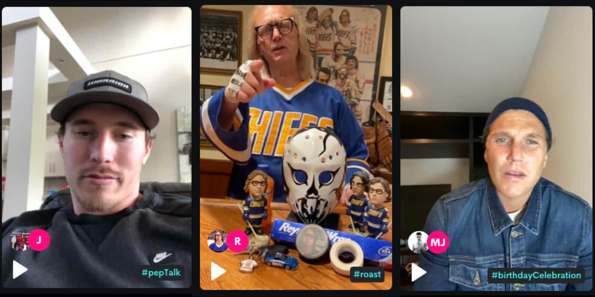 The 5 Best Hockey Celebrities on Cameo