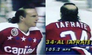 Al Iafrate Skullet / Hockey Hair